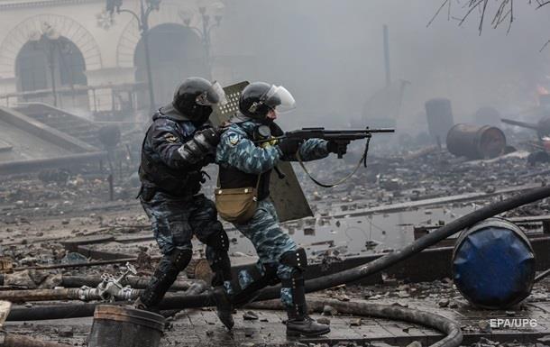 Филатов заявил, что по  Беркуту  стреляли со стороны Майдана