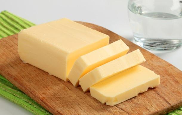 Украина вошла впятерку мировых экспортеров сливочного масла