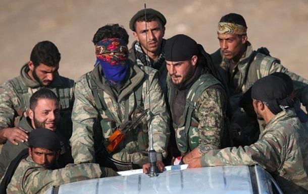 США начали поставки оружия сирийским курдам