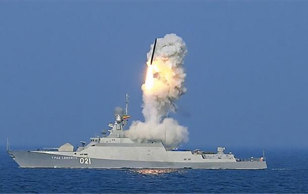 Россия запустила крылатые ракеты по Пальмире