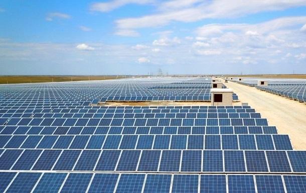 Индия построит в Украине солнечную электростанцию