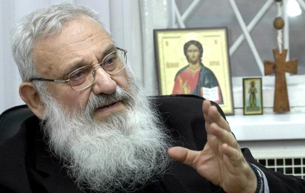 Умер бывший глава грекокатоликов Украины