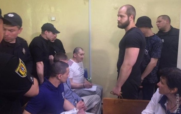 Продлен арест обвиняемым по делу 2 мая в Одессе