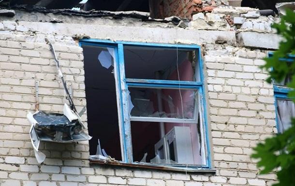 При обстреле Красногоровки пострадали жители