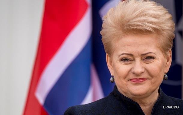 Президент Литвы: РФ и Беларусь − главная угроза