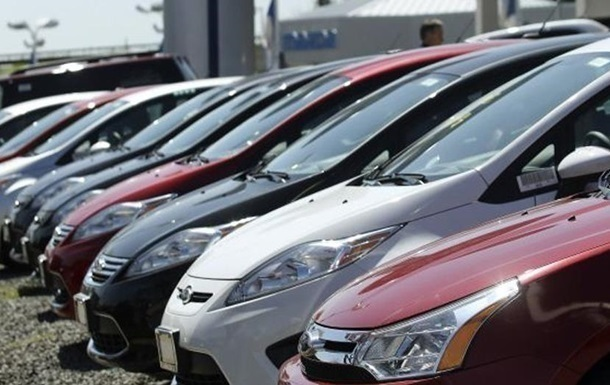 В Україні зріс на третину ринок нових автомобілів