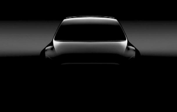 В Сети появилось первое изображение доступной Tesla