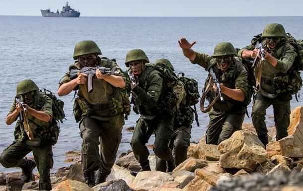 Морпехов Каспийской флотилии неожиданно направили вКрым