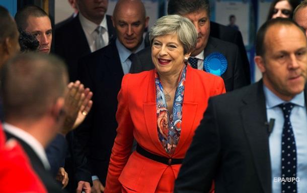 Мэй переизбралась в парламент Великобритании