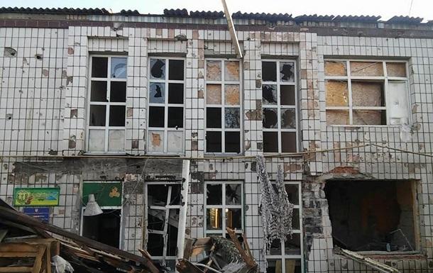 Боевики «ДНР» выпустили поСартане свыше полсотни снарядов