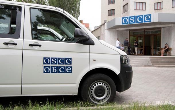 Хуг: Бойовики на7 авто непустили місію ОБСЄ