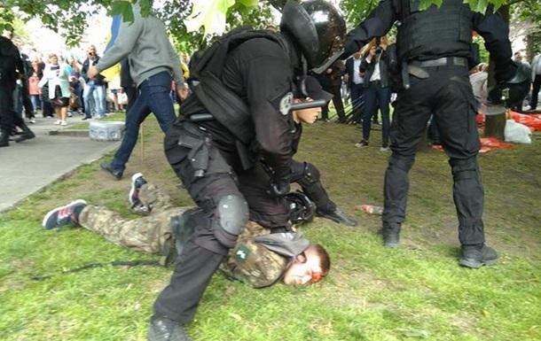 Определены организаторы беспорядков 9 мая в Днепре