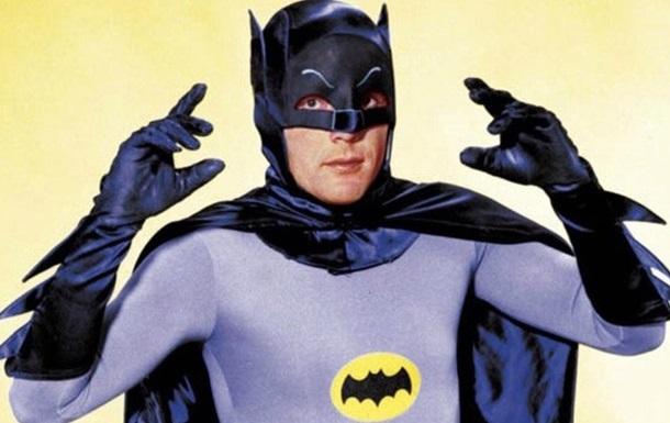 Умер первый исполнитель роли Бэтмена