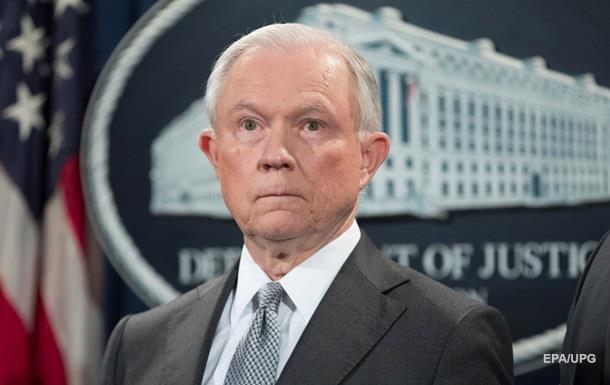 Генпрокурор США даст показания в Сенате