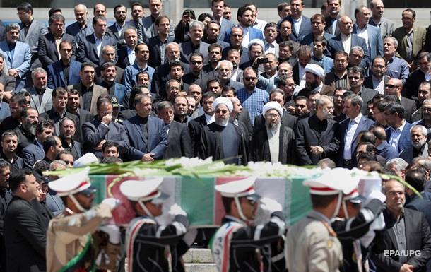 Организатор атаки в Тегеране убит - разведка