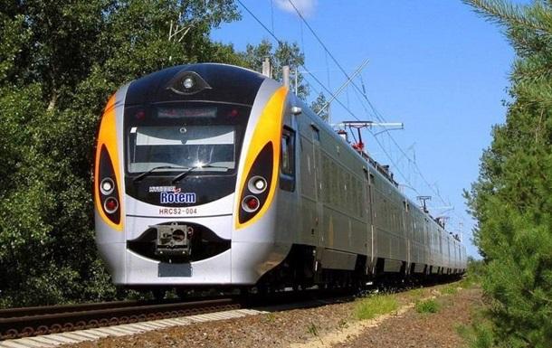 ИзКиева впольский Перемышль торжественно отправился первый безвизовый поезд
