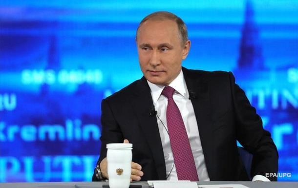Путин: Россия всегда жила под санкциями