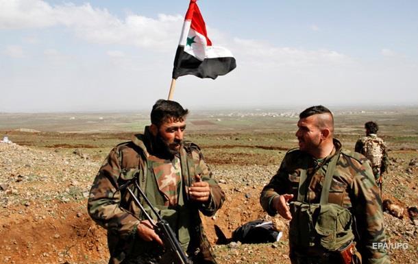 На юге Сирии объявлено двухдневное перемирие