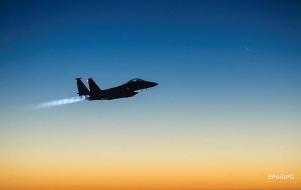 Коалиция США сбила сирийский истребитель