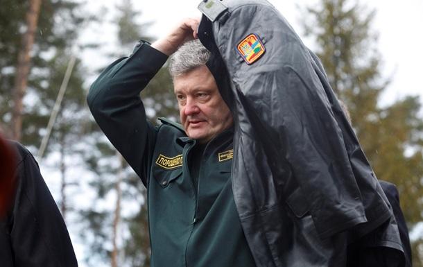 У Порошенко хотят применять армию без войны и АТО