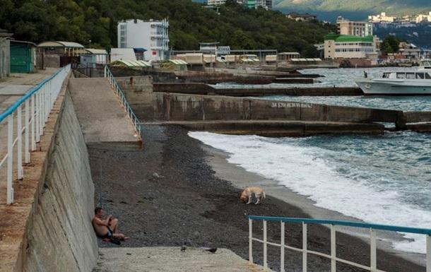 В мае продажи туров в Крым упали на треть