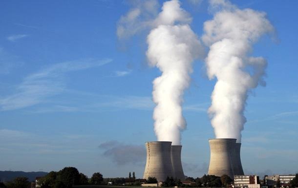 У Франції сталася пожежа на даху ядерного реактора