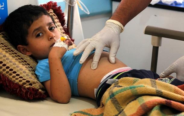 В Йемене крупнейшая в мире вспышка холеры, тысяча жертв