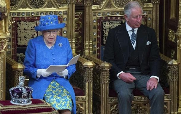 Флаг ЕС на голове: сеть о шляпке Елизаветы II