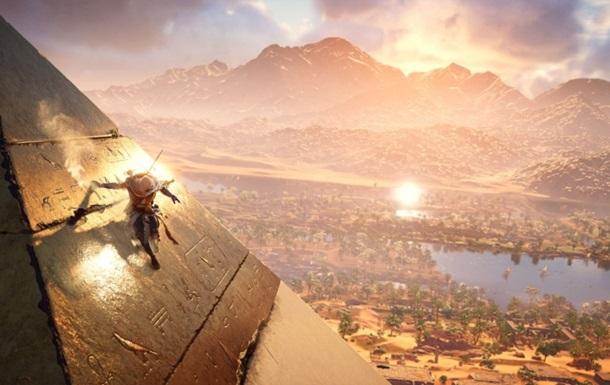 В Сеть  слили  подробности об Assassin s Creed: Origins