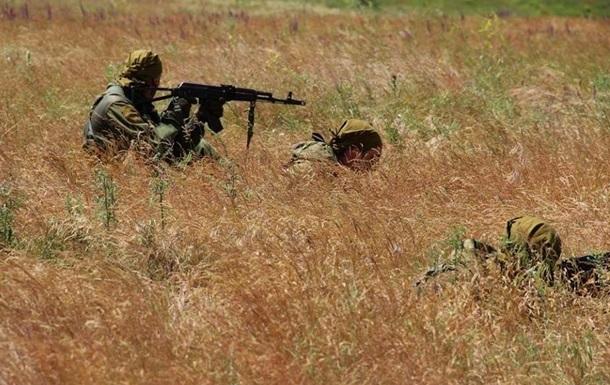 Двое бойцов сил АТО погибли в итоге 26 обстрелов боевиков