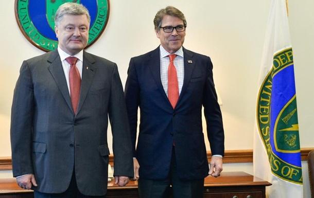 Министр энергетики США приедет участвовать в приватизации украинских энергетических компаний