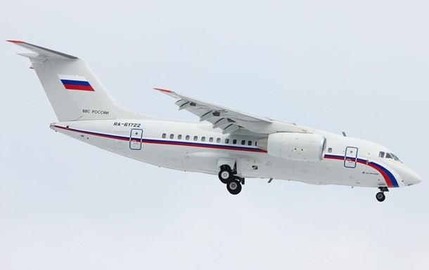 Россия продолжит выпускать украинские Ан-148