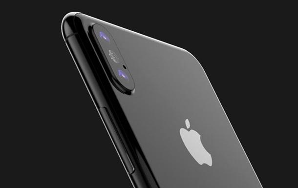 iPhone 8 получит 20-мегапиксельную камеру - СМИ