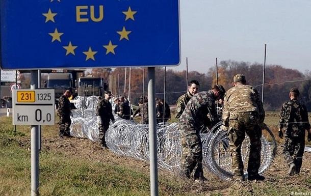 ЕС запускает единую систему контроля на границах