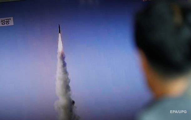 РФнехоче визнавати вООН, щоКНДР запустила міжконтинентальну ракету