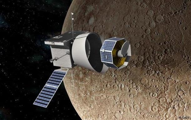 Европа запустит зонд к Меркурию в 2018 году