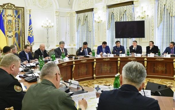 РНБО планує запровадити нові санкції проти Росії