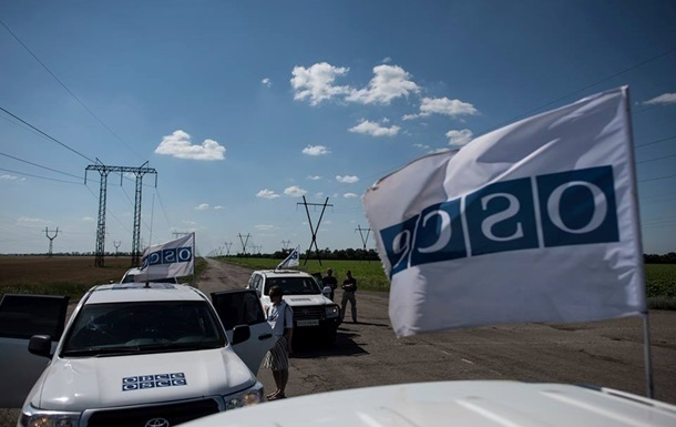 Трамп и Путин обсудили миссию ОБСЕ на Донбассе