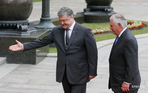 Тиллерсон в Киеве. Ничего нового для Украины