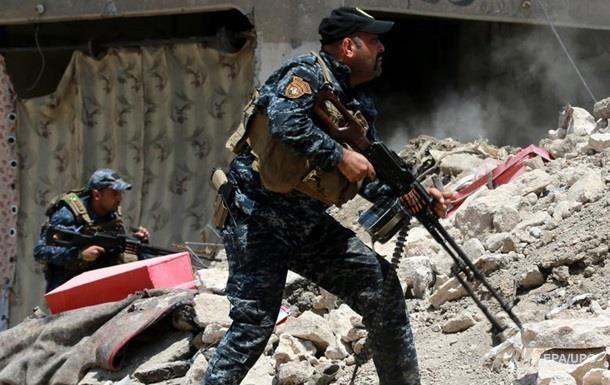 ЗС Іраку звільнили від ІДІЛ Старе місто Мосула