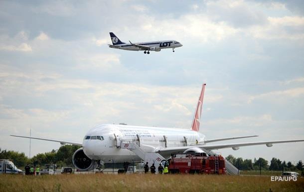 УСША дивом вдалося уникнути найбільшої усвіті авіакатастрофи: опубліковано відео