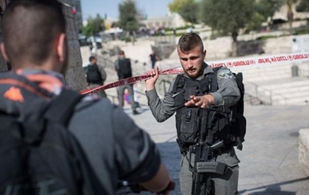 В Иерусалиме полицейских забросали  коктейлями Молотова