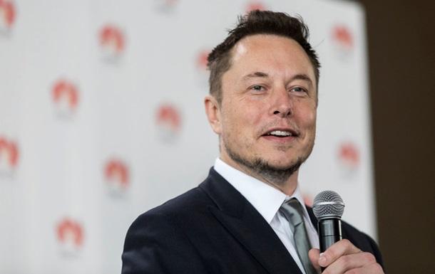 Илон Маск запустил загадочный сайт