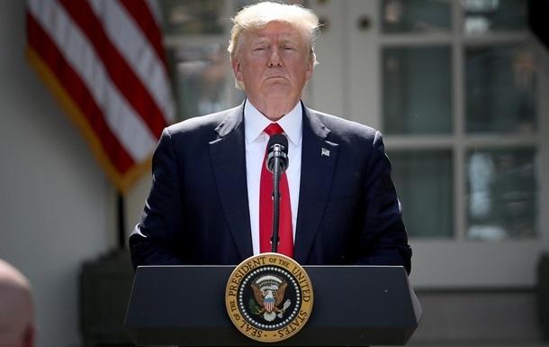 За останні три місяці Трамп витратив наадвокатів приблизно $700 тис. —Politico