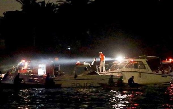 Число жертв крушения судна в Конго выросло до 37