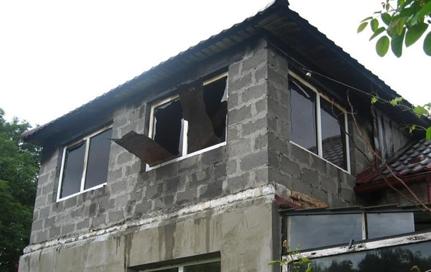 На Тернопольщине в пожаре сгорели 100 велосипедов