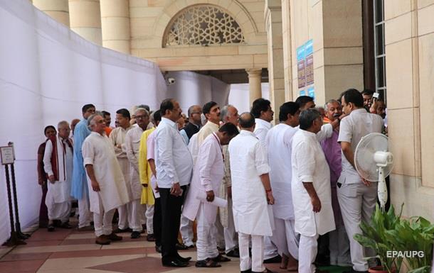 Президентом Индии станет представитель касты неприкасаемых