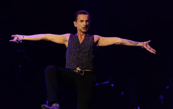Концерт Depeche Mode у Києві не відміняється