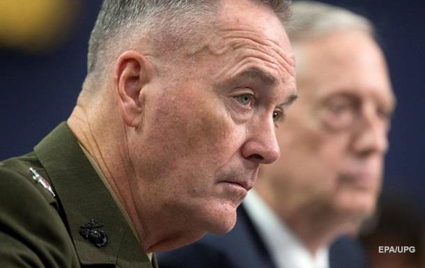 Пентагон не исключил вооруженный конфликт с КНДР