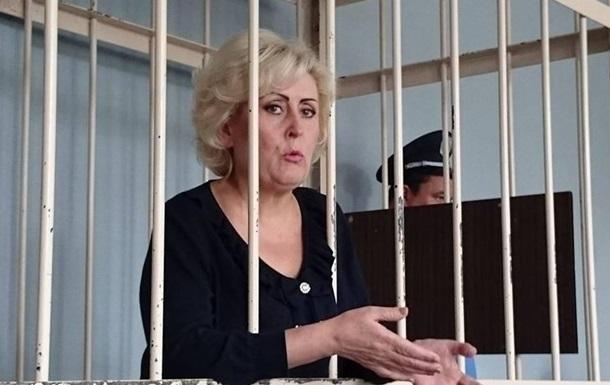 Суд оставил под стражей скандальную экс-главу Славянска Штепу